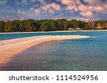 fazana  istria  croatia ...   Shutterstock . vector #1114524956