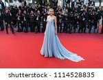 cannes  france   may 13  2018 ... | Shutterstock . vector #1114528835