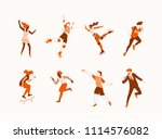 vector illustration of a... | Shutterstock .eps vector #1114576082