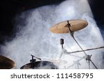 Cymbals Set In Light Of...