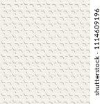 islamic pattern. vector arabic... | Shutterstock .eps vector #1114609196