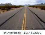 early morning sonora desert... | Shutterstock . vector #1114662392