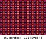 abstract texture   colorful... | Shutterstock . vector #1114698545