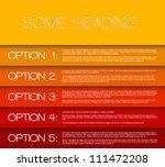 Vector Paper Options Backgroun...