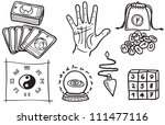 Various Types Of Fortune...