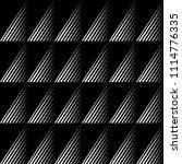 seamless stripe line in...   Shutterstock .eps vector #1114776335