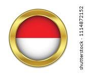simple round poland golden...