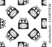 pack of beer bottles icon... | Shutterstock .eps vector #1114874918