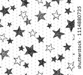 the star pattern that collapsed ...   Shutterstock .eps vector #1114880735