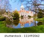 Stock photo neus rathaus hannover 111492062