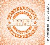 choosing the best abstract...   Shutterstock .eps vector #1114931642