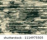 abstract grunge vector... | Shutterstock .eps vector #1114975505