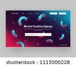 responsive website banner or...
