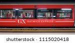 london  united kingdom   circa... | Shutterstock . vector #1115020418