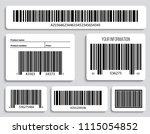creative vector illustration of ... | Shutterstock .eps vector #1115054852