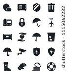 set of vector isolated black...   Shutterstock .eps vector #1115062232