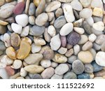Stones Of Various Shapes And...