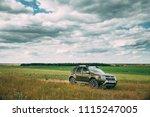 gomel  belarus   june 13  2018  ... | Shutterstock . vector #1115247005