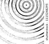 abstract grunge grid stripe... | Shutterstock . vector #1115248295