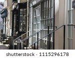 cheltenham  gloucestershire  01 ... | Shutterstock . vector #1115296178