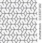vector seamless pattern.... | Shutterstock .eps vector #1115337182
