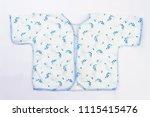 natural cotton shirt for... | Shutterstock . vector #1115415476