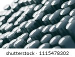 abstract close up image.3d... | Shutterstock . vector #1115478302