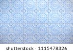 background cleaning concept and ... | Shutterstock . vector #1115478326