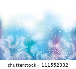 feather shines background | Shutterstock .eps vector #111552332
