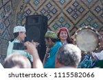 bukhara  uzbekistan   may 26 ... | Shutterstock . vector #1115582066