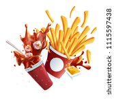 Soda And Fries Dynamic...