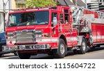 beverly hills  ca   june  18  ... | Shutterstock . vector #1115604722