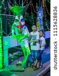 loei  thailand   june 16  2018  ... | Shutterstock . vector #1115628836