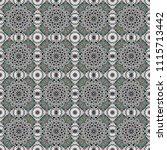 white  black and gray... | Shutterstock .eps vector #1115713442