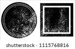 grunge texture set | Shutterstock .eps vector #1115768816