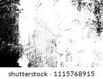 abstract monochrome grunge... | Shutterstock .eps vector #1115768915