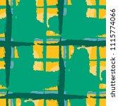 kilt texture. seamless grunge... | Shutterstock .eps vector #1115774066