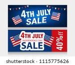 creative invitation flyer... | Shutterstock .eps vector #1115775626