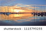 manly boat harbour | Shutterstock . vector #1115795255