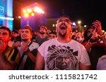 nizhny novgorod  russia   june... | Shutterstock . vector #1115821742