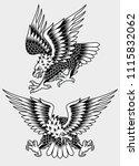 American Screaming Eagle Tattoo ...