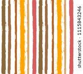paint line seamless pattern.... | Shutterstock .eps vector #1115843246