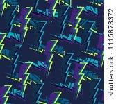 abstract seamless vector... | Shutterstock .eps vector #1115873372