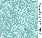 vector seamless pattern of... | Shutterstock .eps vector #1115873936