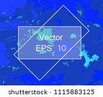 grunge urban dust distress... | Shutterstock .eps vector #1115883125