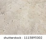 cement floor texture background | Shutterstock . vector #1115895302