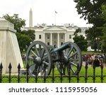 washington  dc   june 02  2018  ... | Shutterstock . vector #1115955056