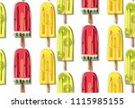 pattern of bright colorful...   Shutterstock .eps vector #1115985155