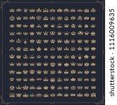 vector collection of creative... | Shutterstock .eps vector #1116009635