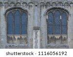 English Two Traditional Windows